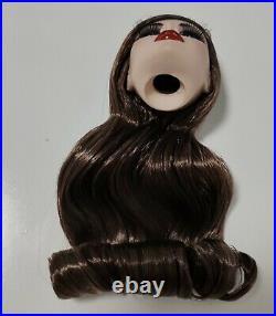 Fashion OOAK Poppy Parker Repaint Doll Head FR Royalty Perfect