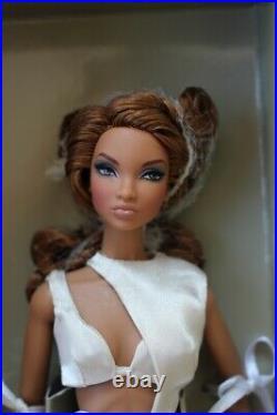 Fashion Royalty All White Now Colette 2012 Tropicalia Conv NRFB