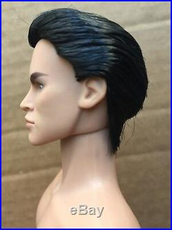 Fashion Royalty FR MILES MORGAN Color Infusion Doll 2015 Integrity Con STYLE LAB