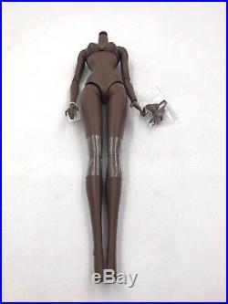 Fashion Royalty Integrity Doll Serenity Vanessa Dark A Skin FR6.0 Body New