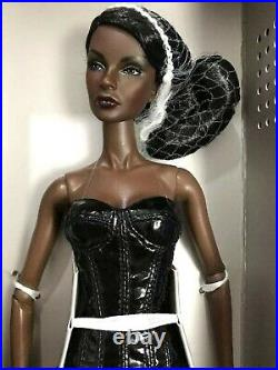 Fashion Royalty Integrity Doll Sweet Venom Jordan D Baroness Boudoir Collection