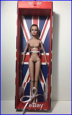 Fashion Royalty Integrity Toys Downtown Poppy Parker / Nude doll only