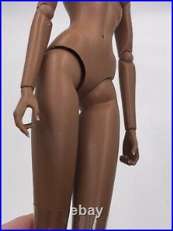 Fashion Royalty Integrity Toys Petite Robe Classique Adele Makeda FR6.0 Body