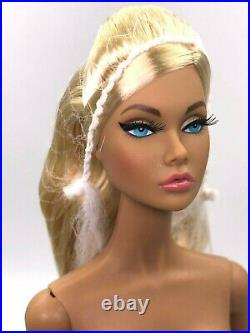 Fashion Royalty Poppy Parker Ipanema Intrigue Nude Doll Integrity Toys