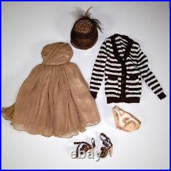 Integrity Fashion Royalty Fr2 Only Natural Dasha Outfit Fashion Dress Hat Shoes