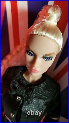 Integrity Friday Night Frug Poppy Parker Dressed Doll The Swinging London NRFB