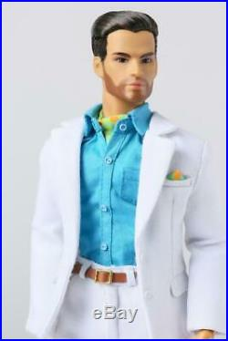Man of Mystery Sergio Silva Fashion Figure Mission Brazil