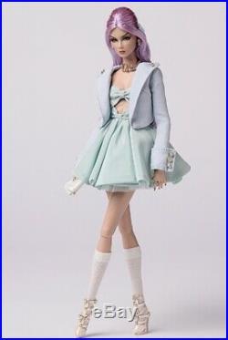 NEW FASHION ROYALTY Mademoiselle Eden Blair W Club Exclusive NRFB