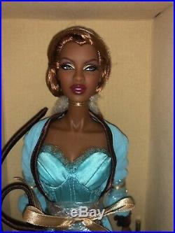Nrfb Fashion Royalty Bodacious Adele Makeda Fr Voyages Jason Wu Integrity Doll