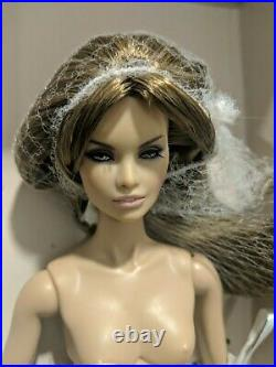 NuFace Full Speed Erin Salston Doll Complete VGC LE400 Supermodel Convention