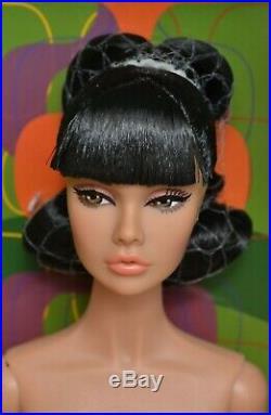 Poppy Parker BOSSA NOVA BEAUTY 12 NUDE DOLL Girl From I. N. T. E. G. R. I. T. Y