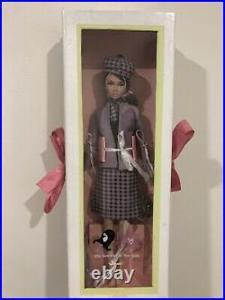 Poppy Parker-Perfect purple rare doll