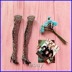 Shoes for Fashion Royalty, Fashion Royalty, integrity toys, NU. Face