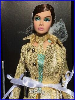 Spy Girl Collection Spy-A-Go-Go Poppy Parker Dressed Doll NRFB